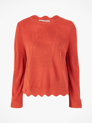 Only Tröja onlGalena L/S Scallop Pullover