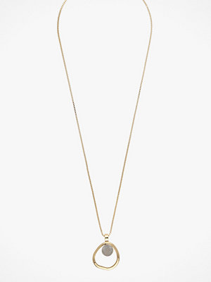 SNÖ of Sweden smycke Halsband Liw Globe Pendant Necklace