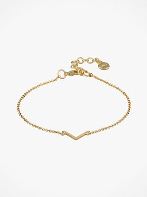 SNÖ of Sweden smycke Armband Path Chain Bracelet