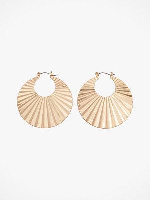 Pieces smycke Örhängen pcGaya Hoop Earrings