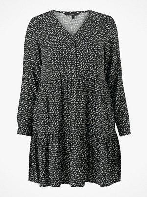 Vero Moda Curve Klänning vmAutumn Amaze LS Short Dress