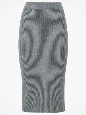 Vila Kjol viOliv Knit 7/8 Pencil Skirt