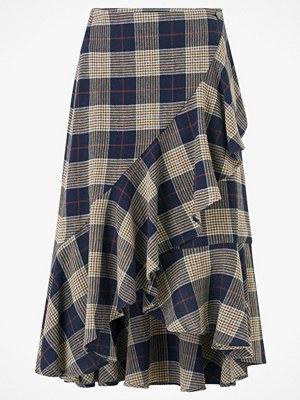 Kjolar - Whyred Omlottkjol Ryker Check Skirt