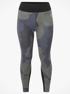 Sportkläder - Zizzi Träningstights Aharmony Long Tights
