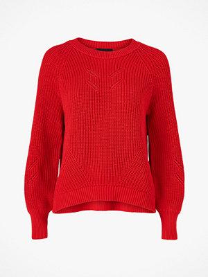Object Tröja objApril L/S Knit Pullover