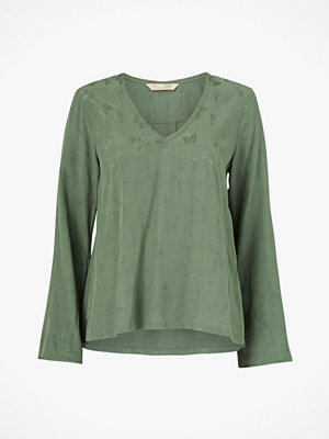 Odd Molly Blus Puzzle Me Together Blouse