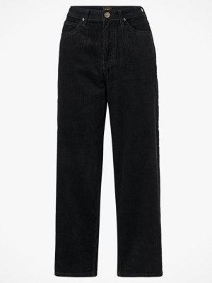 Lee Manchesterbyxor 5 Pocket Wide Leg