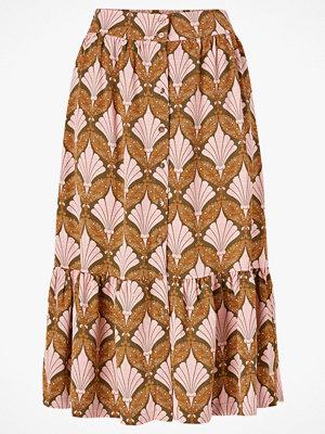 Y.a.s Kjol yasGabrielle HW Midi Skirt