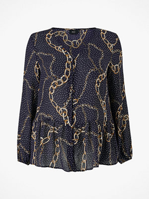 Zizzi Blus xAndi L/S Shirt