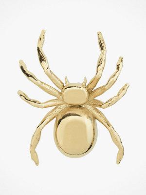 Edblad smycke Brosch Spider Gold