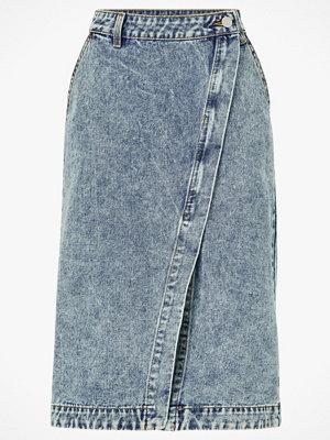 Kjolar - Vila Jeanskjol viJules HW Skirt