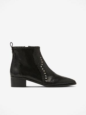 Agnes Cecilia Boots Croco