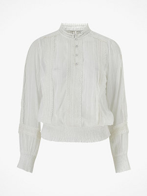 Cream Blus Haylie Blouse