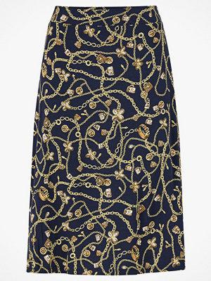 Kjolar - Cream Kjol Chamilla Chain Skirt