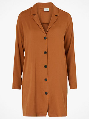 Vila Klänning viAbota L/S Long Blazer Dress