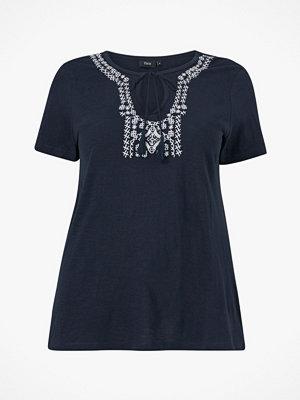 Toppar - Zizzi Topp mJas S/S T-shirt