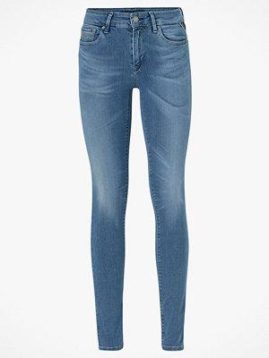 Jeans - Replay Jeans New Luz High Waist Hyperflex