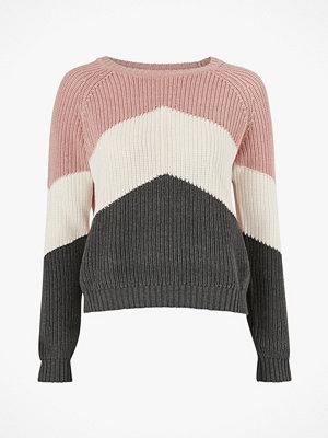 Object Tröja objGraph L/S Knit Pullover I.Rep