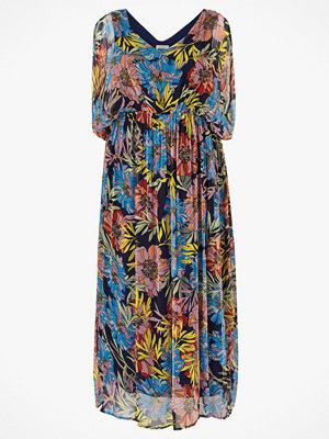 La Redoute Blommig långklänning