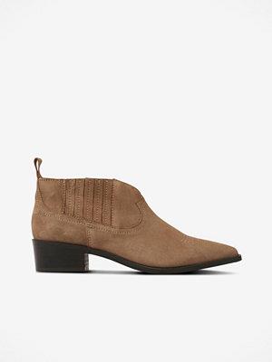 Shoebiz Boots Sun Goat Suede