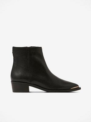 Boots & kängor - Shoebiz Boots Kiki Velvet