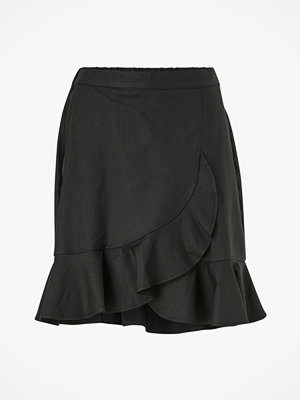 co'couture Volangkjol Emmy Coated Skirt