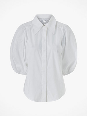 co'couture Blus Briela Puff Sleeve Shirt