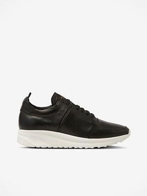 Jim Rickey Sneakers Cloud Runner Wmn Flat Leather