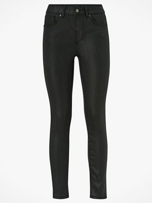 Jeans - Vero Moda Jeans vmLux NW Super Slim Coated