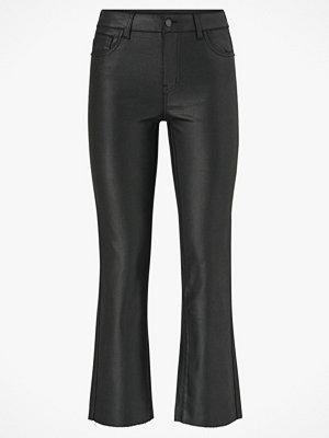 Jeans - Vero Moda Jeans vmSheila MR Kick Flare Coated Pant
