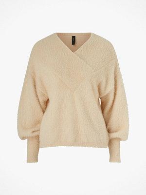 Y.a.s Tröja Fleur LS Knit Pullover