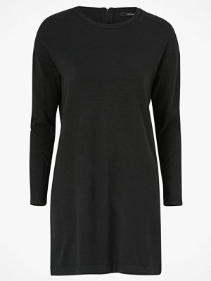Vero Moda Klänning vmHappy Basic LS Zipper Dress