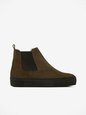 Boots & kängor - Shepherd Chelseaboots Amber