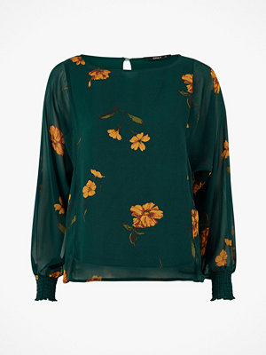 Only Blus onlFrancis L/S Caffe Top
