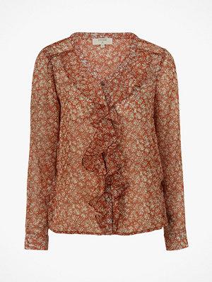 Cream Blus Melissa Shirt