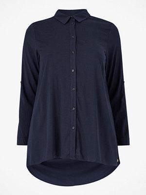 ZOEY Långskjorta med längre bakstycke