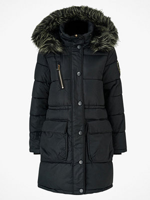 Cream Kappa Wildnor Coat