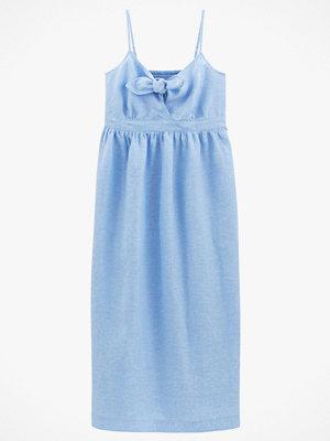 La Redoute Lång klänning i hellinne med axelband