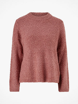 Vila Tröja viBossa Knit L/S Funnel Neck Top