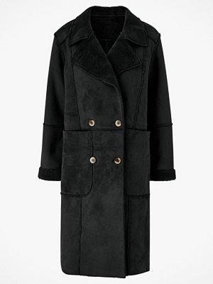 Vila Kappa viSherling Faux Sherling Coat