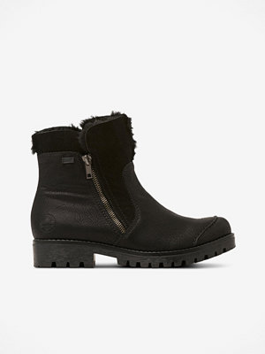 Boots & kängor - Rieker Boots med fuskpäls