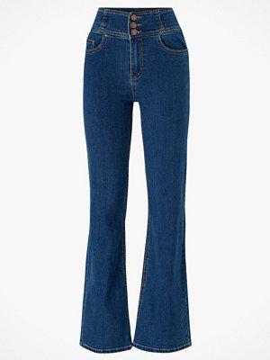Vila Jeans viBarcher Hwsl Flared Jeans