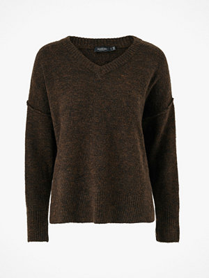 Soaked in Luxury Tröja SL Angel V-Neck Pullover LS