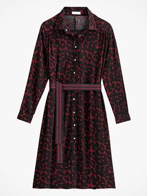 La Redoute Leopardmönstrad skjortklänning