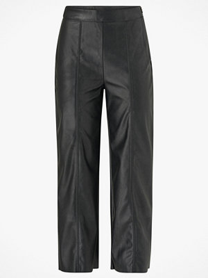 Gina Tricot Byxor Holly Culotte Trousers svarta