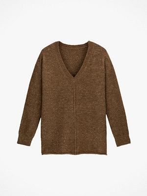 La Redoute Stickad tröja med V-ringning