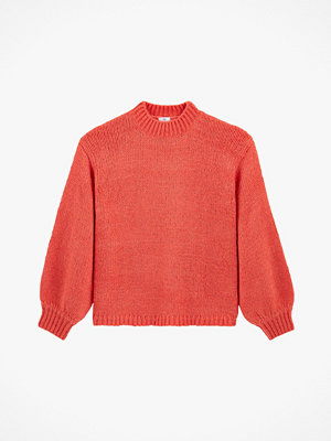 La Redoute Grovstickad tröja med hög halsringning