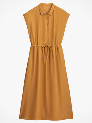 La Redoute Lång skjortklänning utan ärm
