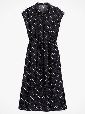 La Redoute Prickig skjortklänning utan ärm