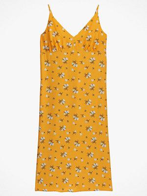 La Redoute Rak, blommig klänning med smala axelband